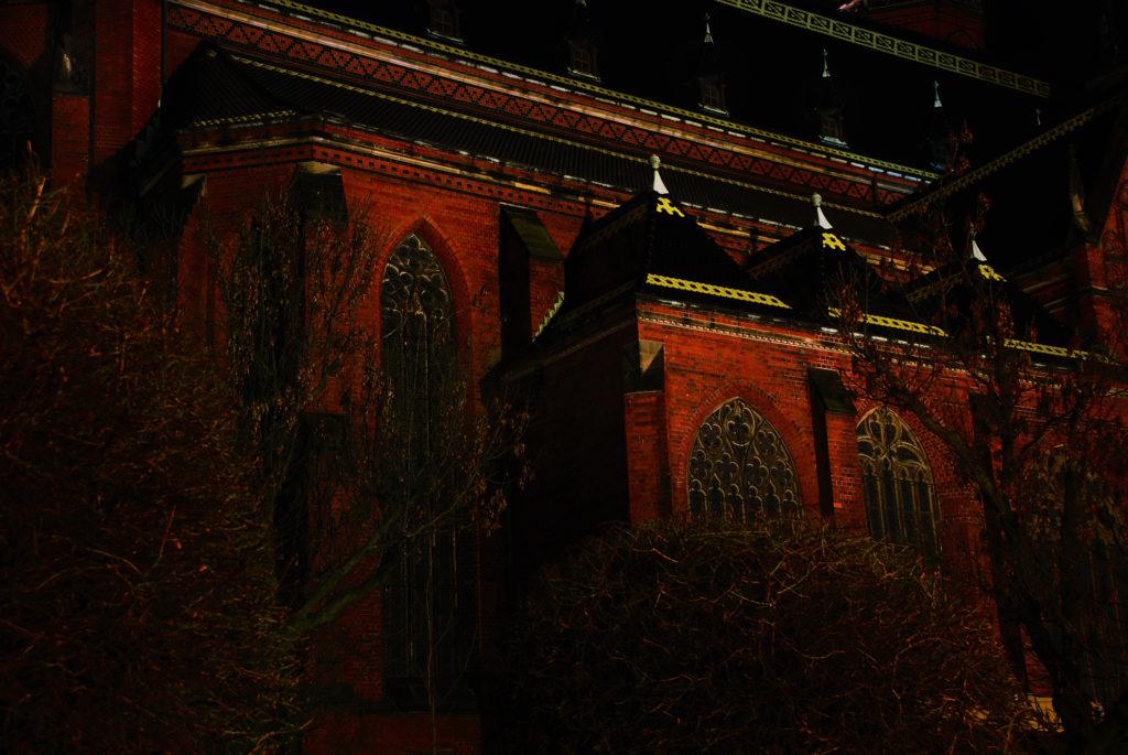 Katedra, kościół pw. św. Apostołów Piotra i Pawła